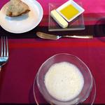45567485 - スープ&パン