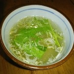 串焼がんちゃん - ス~プ❤ヾ(´∀`ヾ)