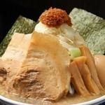雅狼 - 雅狼麺全部盛り