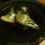 そば草香 - 鰆の漁師煮(1000円)