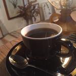 ハックベリー - ブレンドコーヒー420円