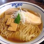 桜木製麺所 - 醤油中華 680円
