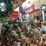 ベーカーバウンス - ミッドタウンのクリスマスマーケット。