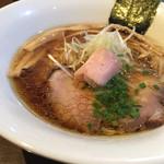 虎徹 - 虎徹そば 醤油味 750円(税込)