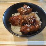 帯広ロッキー - 豚丼 ¥300-
