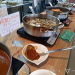 四季食彩館 - イワシのつみれ汁もあったよ!!