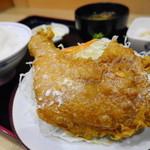 とりかん - 日替わり定食500円
