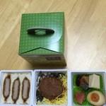 とんかつ まい泉 - 長野東急限定幕の内弁当