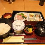 たちばな - おばんざい膳 1380円