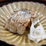 45578728 - 太刀魚の塩焼き
