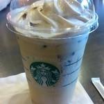 Sutabakkusukohi - コーヒーホイップが乗ってます。