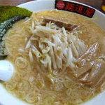 麺道蘭 二戸店 - みそ