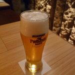 咲くら - ☆友人は生ビールです◎☆