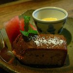 兎野六歩 - 季節のデザート