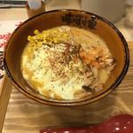 味噌乃家 - 炙りチーズ味噌ラーメン  ¥780 (2015.12.15)