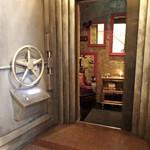 BANQUE - 金庫の扉が開きました!!