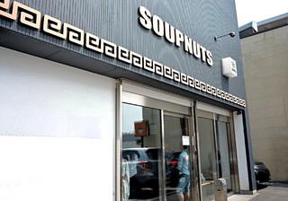 スープナッツ - SOUPNUTSさん