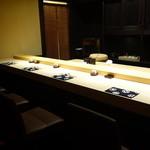 こま田 - ☆カウンター席は素敵な雰囲気です(*^^)v☆