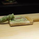 こま田 - ☆とても美味しい本山葵でした☆