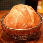 メッシタ - 2015.12 お通しのパン(4人分)