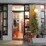 メッシタ - 2015.12 店舗外観