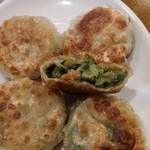 福利亭 - ニラ饅頭