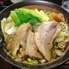らー麺 天心 - 料理写真:ぶいこつ醤油麺(800円)