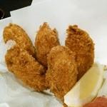 創作居酒屋 雅 - 大粒牡蠣フライ