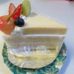 ヴィザヴィ - プリンちゃん370円。