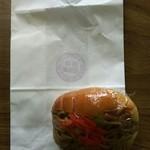 新橋珈琲店 - 焼きそばロール