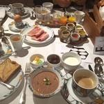 45587794 - 北野ホテルの「世界一の朝食」