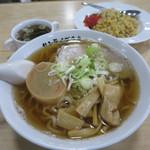 45588528 - 津軽ラーメンとチャーハン・スープ