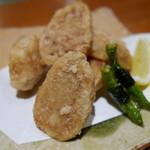 和 - 海老芋の唐揚げ