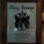 キングジョージ - 黒猫