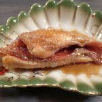 寿し処 福長 - 赤魚の煮付け