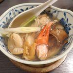 寿し処 福長 - 海鮮汁物