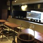 パスタ フレスカ ダンメン - 美味しいワイン赤