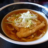 福知山温泉 養老の湯 - 料理写真:きつねうどん