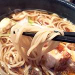 小泉 - お蕎麦は更科