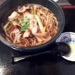 小泉 - 鶏南蛮そば850円