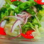 45593876 - 野菜サラダ