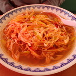台湾料理 豊源 - ネギラーメン