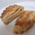ヨコハマ メロンパン - アップルパイ