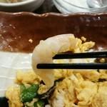 中南海 - 海鮮と玉子炒め定食650円