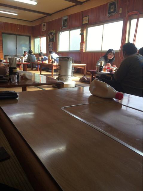 彦しゃん食堂 - 店内の雰囲気♪