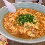 あじくら - 担々麺 にんにくw
