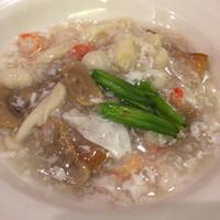 中国料理 龍皇-蟹と豆腐