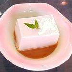 すみれ家 Sun Fare Masayo - 自家製ゴマ豆腐