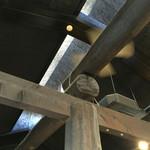 45600756 - 立派な梁使用の天井