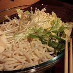 MORI - 忘年会プラン  野菜も食べ放題
